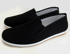 Kung Fu Shoes, Classic Lifestyle Sailing sheet & Rubber sole, latest Version