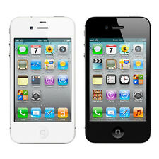 Apple iPhone 4S 16GB A1387 GSM Factory Unlocked iOS Smartphone Black or White