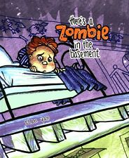 NEW There's a Zombie in the Basement by Stan Yan Hardcover Book (English) Free S