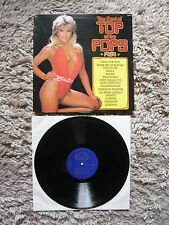 Top Of The Pops Hallmark The Best Of 1984 Samantha Sam Fox Cover Vinyl Record