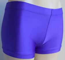 SHORTS FOR ROLLER DERBY,POLE DANCING,YOGA,RUNNING,GYM,DANCE,ZUMBA - 4 COLOURS