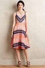 NEW ANTHROPOLOGIE Maeve Summer Cottage Dress, Size 00, 2, 4, 8P, Tulle Lace $328