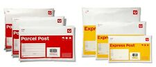 Australia Post - Prepaid Express & Parcel Post Satchels - 500g, 3kg & 5kg sizes