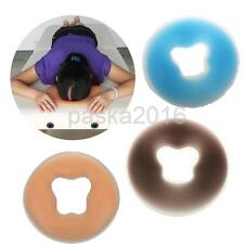Salon Beauty SPA Massage Silicon Face Relax Cradle Cushion Overlay Pillow Pad