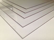 High Quality Solaris Clear Cast Acrylic Sheet 1000mm x 1500mm x 4mm