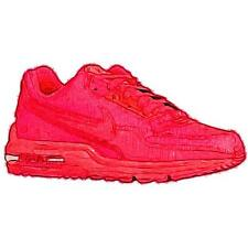 Nike Air Max LTD - Men's Running Shoes (Bright Crimson/Bright Crimson)