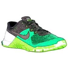 Nike Metcon 2 - Men's Training Shoes (Voltage GN/Wolf GY/Militia GN/BK Width:Me
