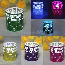 50x LED Tea Light Candle Holder Wedding Christmas Party Decoration 7 Colors