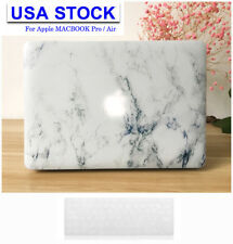 """Rubberized hard Case skin for Macbook Pro Retina Air 11 13"""" 15"""" + Keyboard Cover"""