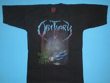 Obituary - Slowly We Rot T-shirt
