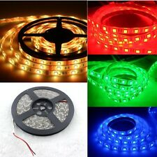 Waterproof IP65 5M 3528 5050 SMD300LED Flexible Strip Lights Super Bright DC 12V