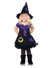 Leg Avenue C48112 2Pc Black Cat Witch Girl'S Cute Kids Costumes