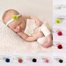 Newborn Baby Kids Girls Infant Flower Headband Hair Band Hair Accessories Gift