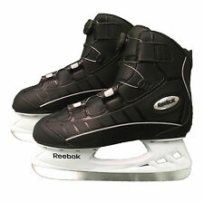 New Reebok recreational ice skates BOA tightening system size 9 men's sr hockey