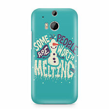 Frozen Snow Man Worth Melting for Phone Case Cover Olaf