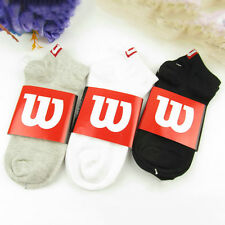 New Fashion Mens Sports Socks Lot Crew Ankle Low Cut Casual Cotton Socks