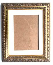 Giant Photo Picture Frame Mounts Ornate Gold Silver Shabby Chic Pine Black White