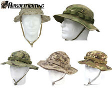 Hunting Airsoft Tactical Battle Rip Boonie Bonnie Hat Cap A-TACS FG for Camping