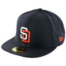 New Era 59Fifty San Diego Padres CO 1998 Tony Gwynn Fitted Hat (Navy) MLB Cap