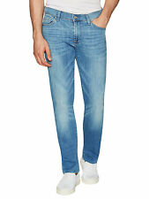 7 For All Mankind Men's Slimmy Slim Straight Leg Jeans Colton Bay $215 msrp NWT