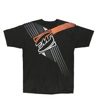 NEW MENS FMF RACING BLACK CRASHBOX TEE TSHIRT CASUAL T SHIRT SX MX OFFROAD