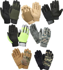 Military Lightweight Tactical All Purpose Duty Work Gloves
