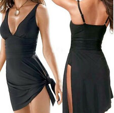 Bikini  Swim Dress One-piece Swimsuit  Push-up Plus Size  Womens  Hot Swimwear