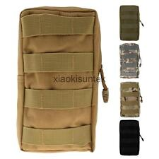 Tactical MOLLE Modular Waist Bag Utility Magazine Medic First Aid Pouch