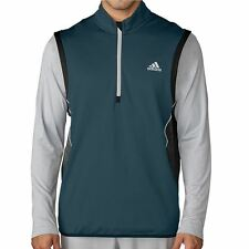 THE OPEN 2016 Adidas Golf Layering ClimaHeat 1/2 Zip Gilet Mens Performance Vest