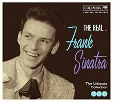 Real Frank Sinatra - Sinatra,Frank New & Sealed CD-JEWEL CASE Free Shipping