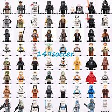 Star Wars Minifigures First Order Stormtrooper Mini figure Fit Lego Superheroes
