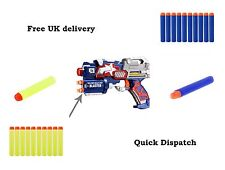 Foam Nerf Refill Bullets Blaster Elite Flexible Darts Toy Gun Fun Soft