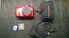 Canon PowerShot SX150 IS 14.1 MP Digital Camera - Red