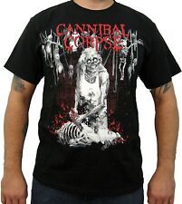 CANNIBAL CORPSE BUTCHER ZOMBIE EMO ROCK DEAD MUSIC DEATH METAL MENS T SHIRT M-XL