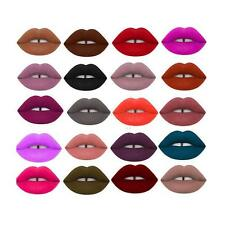 10 Colors Waterproof Velvet Beauty Makeup Matte Lip Gloss Lipstick Long Lasting
