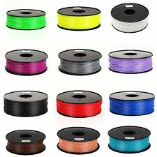 3D Printer Filament 1kg/2.2lbs ABS/PLA/HIPS/PVA for MakerBot RepRap 1.75mm/3mm