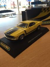 Scalextric Ford Mustang 1970 Street Car - C2574 - Mint boxed rare car