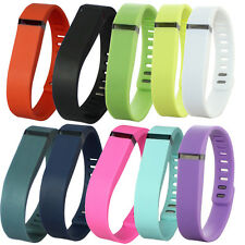 Large Size Replacement Wrist Band Wristband for Fitbit Flex with Metal Clasps