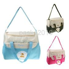 Mummy Bag Baby Nappy Diaper Changing Maternity Tote Shoulder Bag Handbag Bear