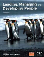 Leading, Managing and Developing People by Ray Gary Rees Paperback Book