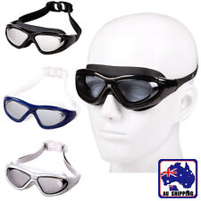 Swimming Goggles Adjustable Nose Belt Protect Swim Glasses Large Angle OSWG211