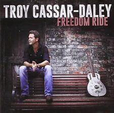 Freedom Ride - Cassar-Daley,Troy New & Sealed CD-JEWEL CASE Free Shipping