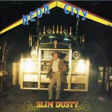 Neon City - Dusty,Slim New & Sealed CD-JEWEL CASE Free Shipping