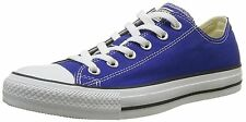 Converse All Star Deep Blue Women Men Trainers Sport Shoes Sneakers All Sizes~