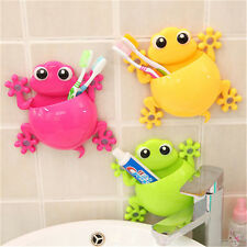 Cute Ladybird /Gecko Sucker Toothbrush Wall Suction Bathroom Toothbrush Holders
