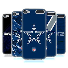 OFFICIAL NFL DALLAS COWBOYS LOGO SOFT GEL CASE FOR APPLE iPOD TOUCH MP3