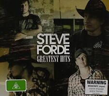 Greatest Hits - FORDE,STEVE New & Sealed Free Shipping