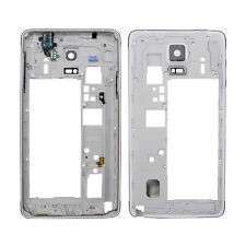 For Samsung N910G N910F Housing Middle Frame Chassis Mid Bezel White Black New