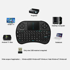 Mini Wireless Keyboard 2.4G with Touchpad Handheld Keyboard for PC Android TV #6