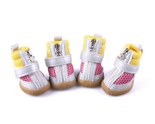 JML Design-Soft PU Cozy Cute Fashion Boot Shoes For Small-Large Dog Puppy XB1421